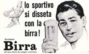 birra e cocaina